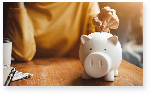 Personal savings services